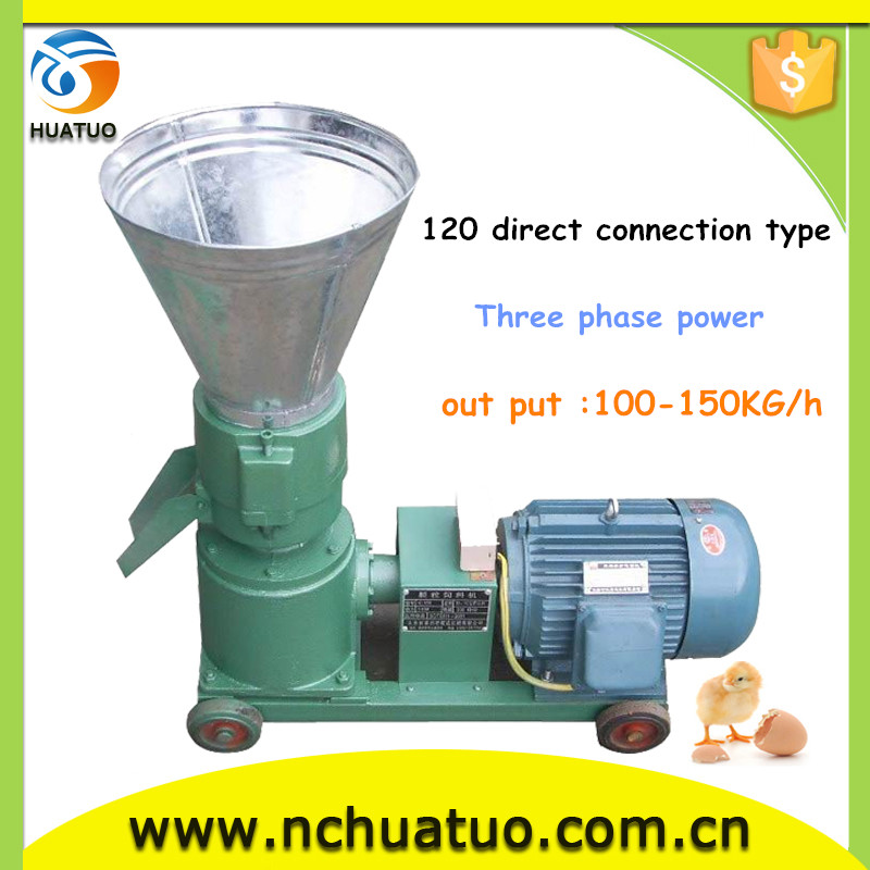 wholesale cheap ring die chicken feed pellet machine for sale HT-150