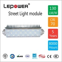 led module 20w 3900lm 130lm/w led module for street light 20 watt with 50000hrs lifespan
