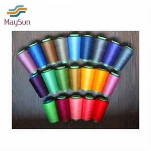 Manufacture 40/2 high quality cheap polyester sewing thread 5000yards,100%spun polyester sewing thread , sewing thread