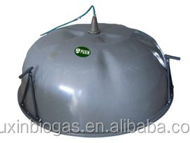 Gas-holder for biogas collection or biogas storage