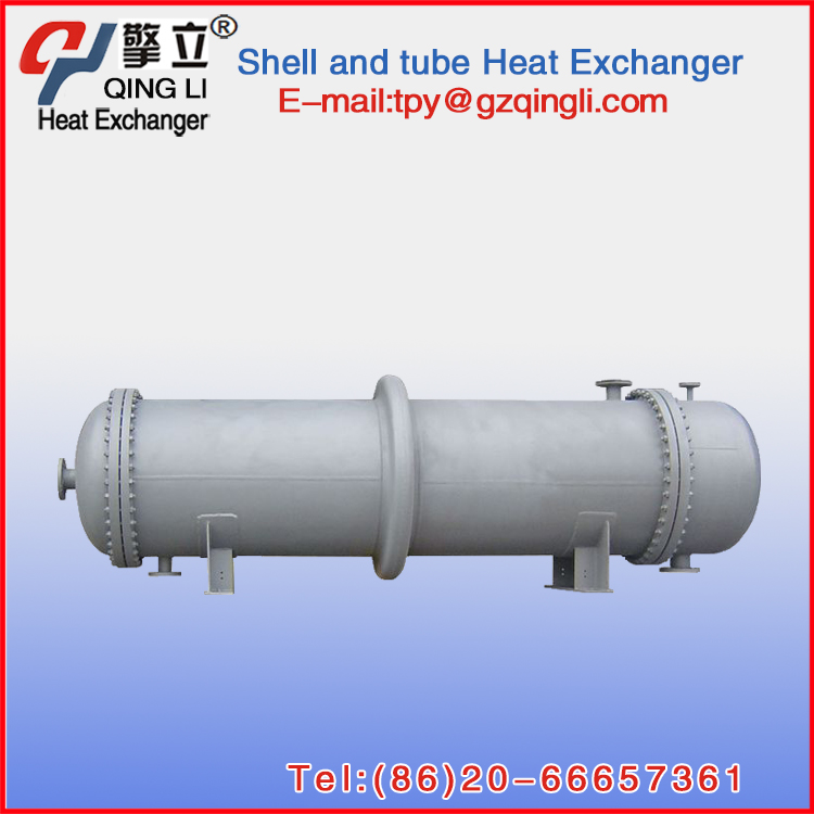 Customized beer heat exchanger stainless steel shell tube heat exchanger price