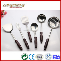 2014 New Design Utensils B801-B808 Brass Copper Utensils