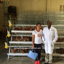 TA $242,000 hot sale Kenya automatic chicken battery layer cage and equipment for Nairobi poultry farm with hen house design