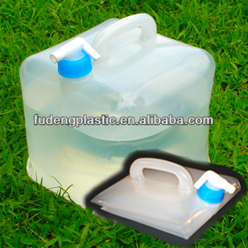 Foldable Jerry can / Collapsible Jerry can