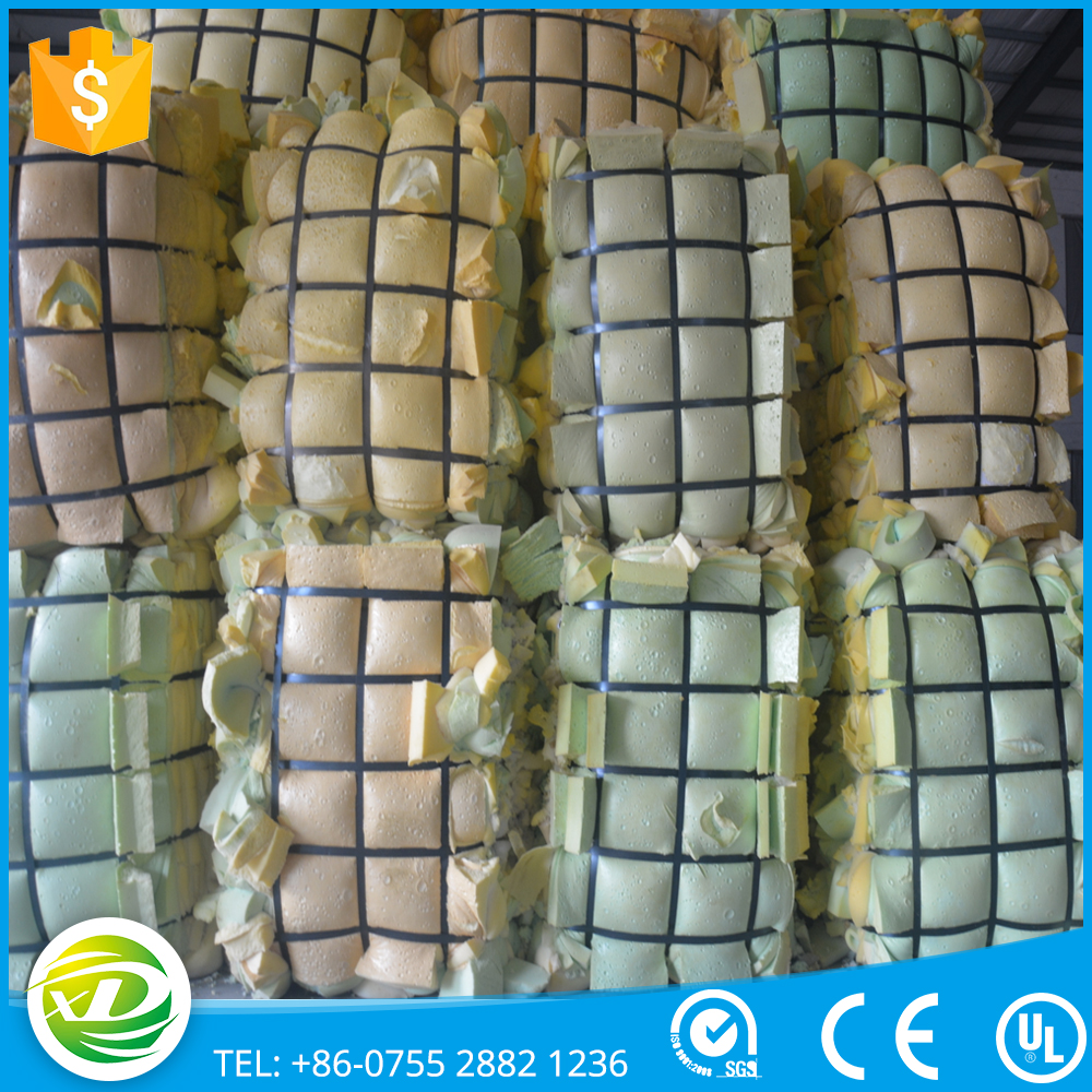 Hot sell grade A scrap foam and memory foam scrap by mattress factory directly