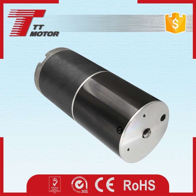 Electric torque dc brushless 12 volt servo motor for lift trucks