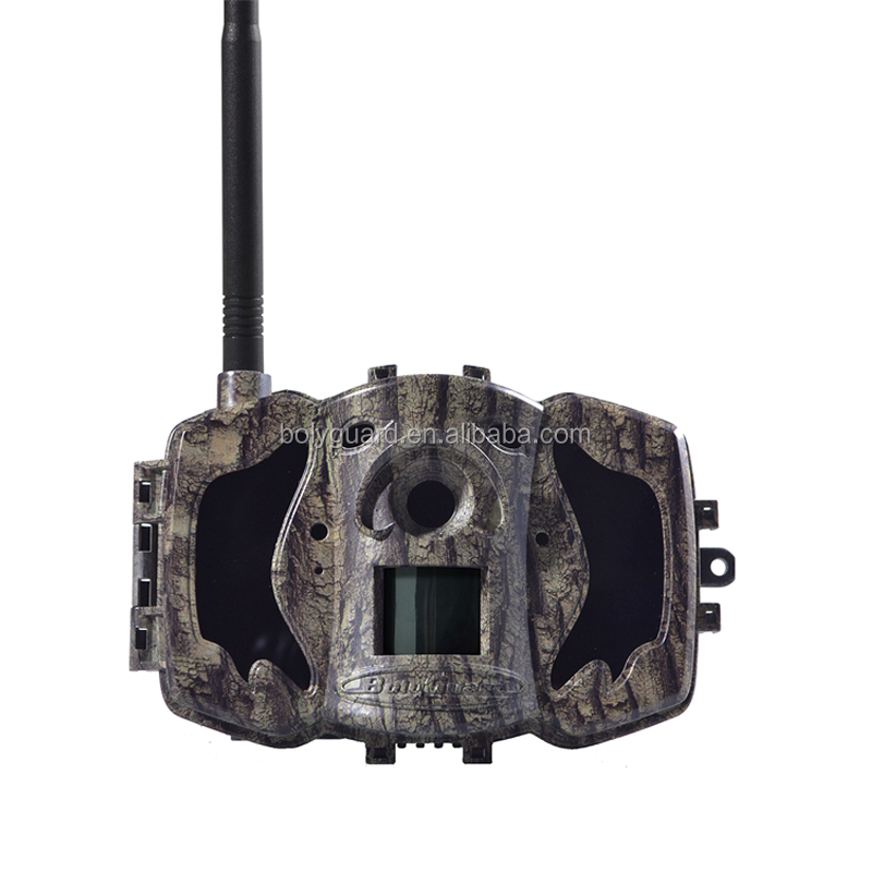 Best 4g wireless trail camera and HD wildlife hunting camera 2018 MG984G-30M Bolyguard game camera hunting