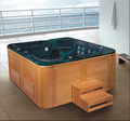 Outdoor cold spa hot tub,rectangular hot spa tub AT-8801