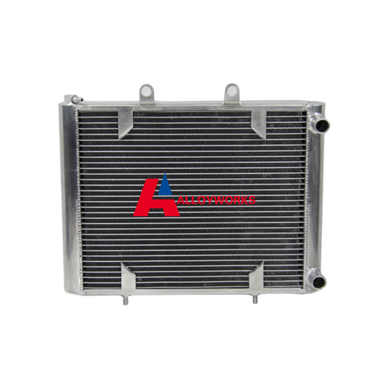NEW Motorcycle ATV Full Aluminum Radiator for Polaris Ranger RZR XP900 XP 900 2011 2012 2013