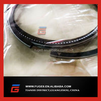 Piston ring set S6S for mitsubishi forklift engine