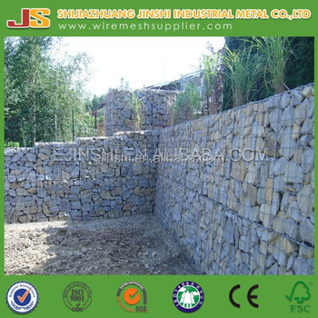 Gafan Welded Gabion basket for highway road