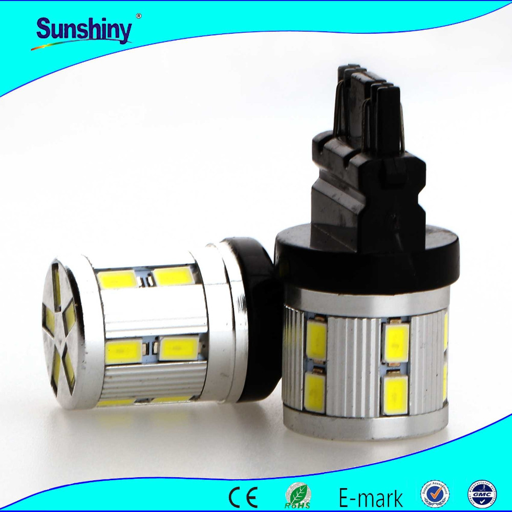 p27/7w STOP LED LAMP,T25 CANBUS LED LIGHT,3157 car LED light