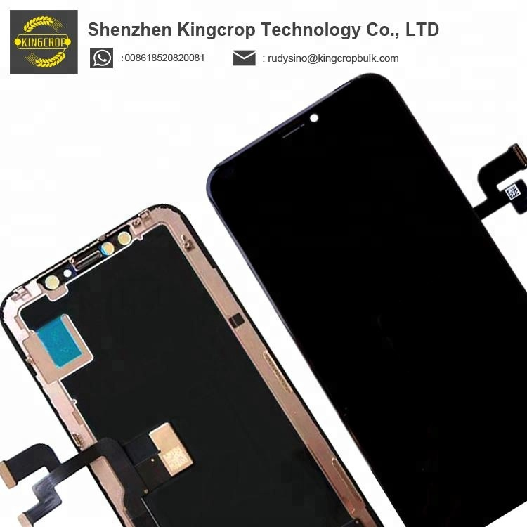 5.8'' OEM Super Amoled LCD For Apple <strong>iPhone</strong> X LCD Display With Touch Screen Digitizer