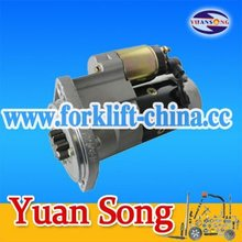4D94E Starter Motor Forklift Truck Engine Spare Parts Supplier
