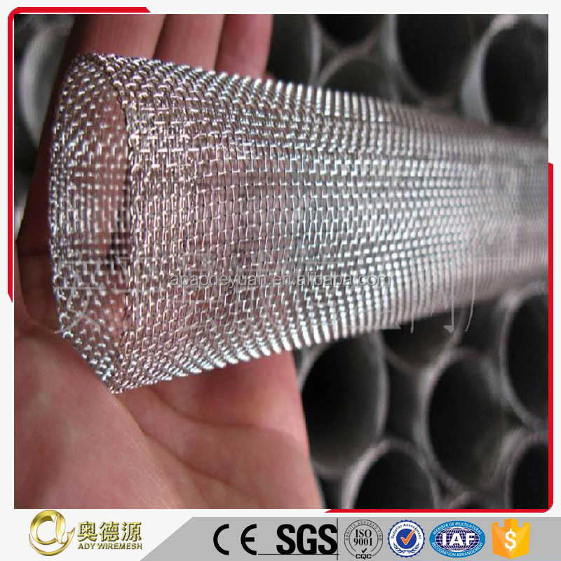Cheap stainless steel crimped barbecue bbq grill wire mesh net