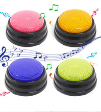 High quality programmable sound answer buzzers for game