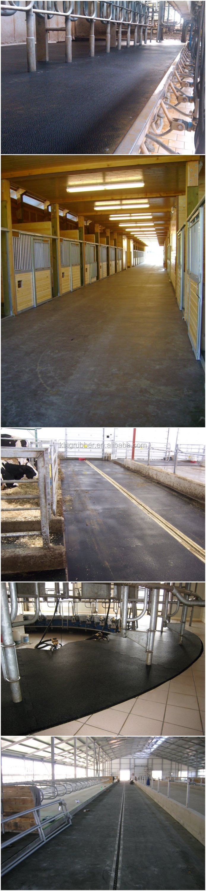 rubber mats for horses