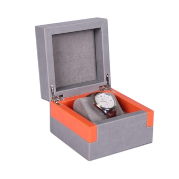 Custom high end mdf luxury watch boxes cases