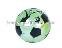 soccer football inflatable pvc toy football