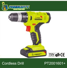 Home use 1 hour fast charge 10mm 16V Ni-ion cordless screwdriver set