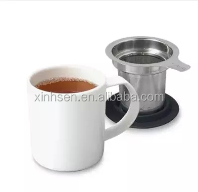 espresso machine stainless steel infuser tea strainer basket to make kimbo coffee
