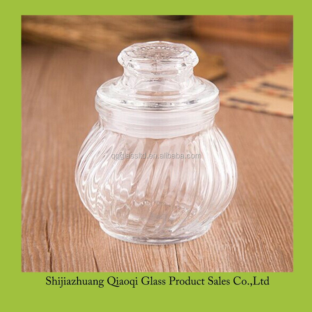 Seal pot Storage jar Glass jar for candle making