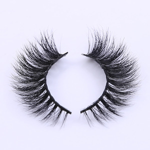 c9e40a223a1 Mink Eyelashes 3D Mink Lashes Thick HandMade Full Strip Lashes Cruelty Free  Korean Mink Lashes False Eyelashes