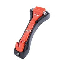 Auto Safety Emergency Escape Hammer Rescue Kit Tool with Seatbelt Cutter Window Breaker