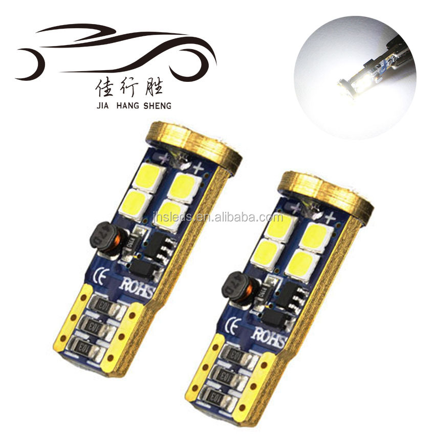 High Power Auto T10 12SMD 3030 Canbus Car LED BULBs for Interior Light, Indicator Lamp, LED License Plate Lamps