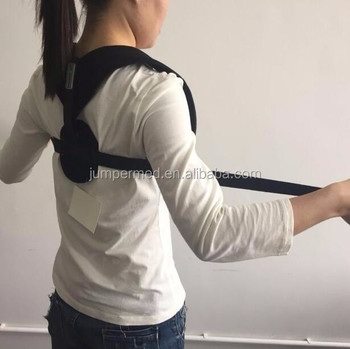 2018 new design C1CLPO-103 posture corrector back support brace