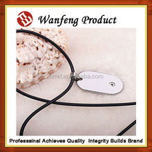 2015 New Style Anodized aluminum Christmas gift embossing ID dog tag, military dog tag
