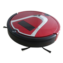 TOCOOL 2200mAH Lithium Battery Large Capacity Dustbin Dry and Wet Intelligent Robot Vacuum Cleaners 2017