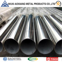 Trade Assurance ASTM Stainless Steel Tube Bulk Exhaust Pipe Online Shopping China