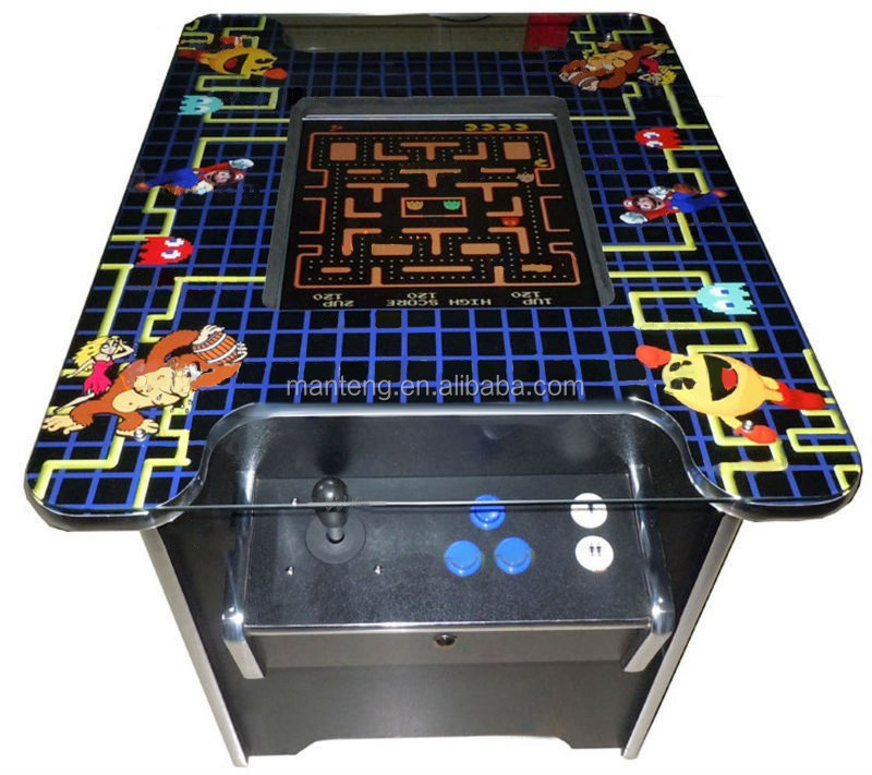 cocktail table arcade machine