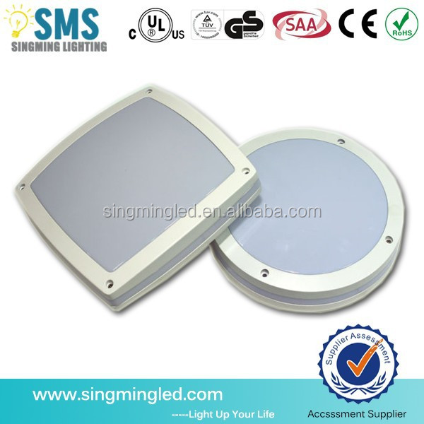 10W 20W 30W CE RoHS Outdoor waterproof led bathroom ceiling lights