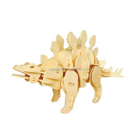 3D puzzle mini moving dinosaurs