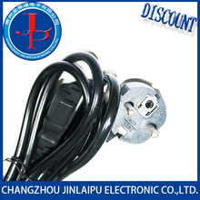 Jinlaipu round pin the power cord 0.5mm2 electrical cable wire OEM