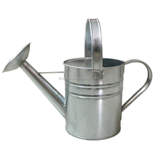 5 liter 9 liter metal galvanized natural color watering can