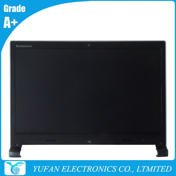 Perfectly Grade A+ Laptop lcd Module FRU 90400210 For FLEX 15 Gray