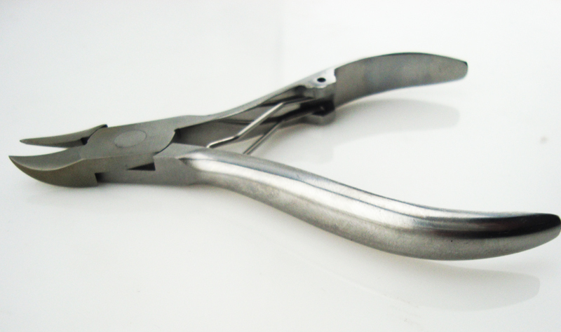 Pedicure tools nail nipper