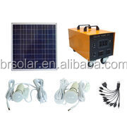 Energy Saving High Quality complete home solar power system with long lifispan