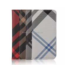 Flip PU leather case with stand for iPod touch 6, new design case for ipod touch 6