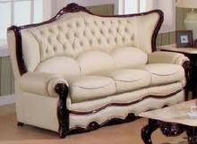 victorian style leather sofa furniture