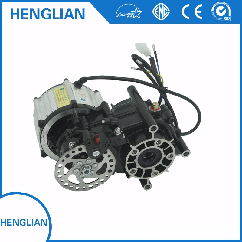 Low Price brushless dc electric motor 48v 1500w For tricycle