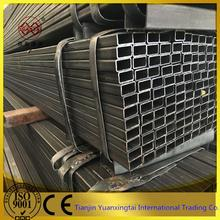 jis g3444 stk40 cutting with great price square electrical conduit