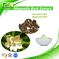 Pure Natural 98% Honokio, Magnolia Bark Extract