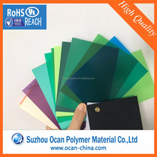 Factory Wholesale Hard 3X6 Foot Color PVC Lamination Sheet for Sale