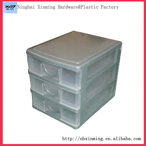Sell Cheaper Plastic drawer storage box nail polish and essential oils