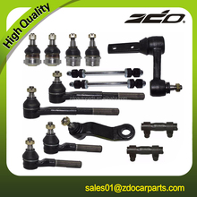 Complete front adjustable ball joints tie rod and stabilizer link for Ram 1500 K7271 52037660 K7201