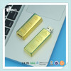 Free sample golden bar USB flash drive 8GB 16GB 32GB 64GB promotional gift cheapest metal golden USB stick bulk buy from China